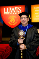 Lewis U. Grad Commencement May 2017